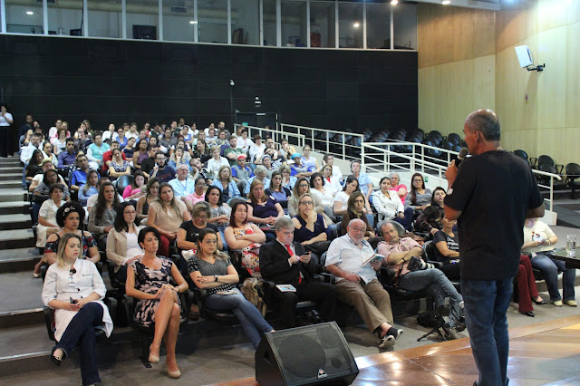 Alexandre Barroso na Jornada Asas do Bem em Santo André, SP. | Foto © ABEAR / Divulgação.