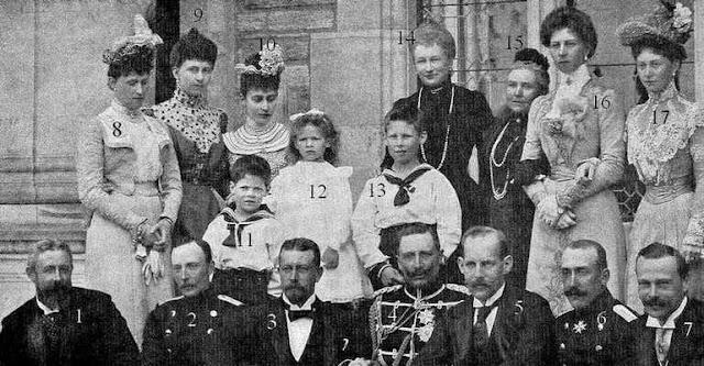 Friedrichshof 1900
