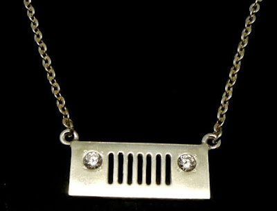 Jeep Necklace