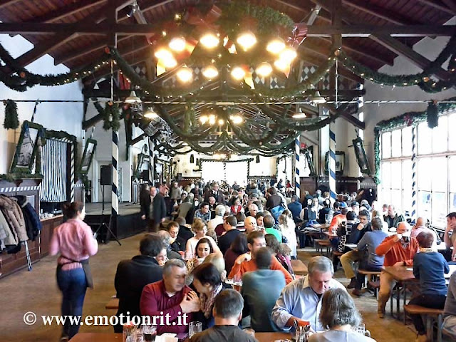 Stärke Antrinken, festa della birra a Bayreuth