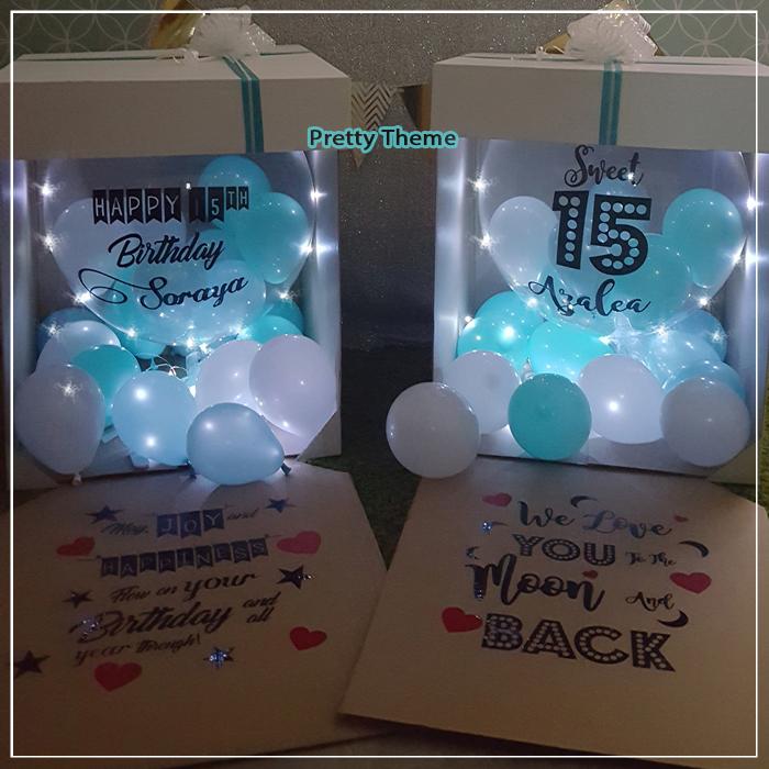 Pretty Theme Event Planner: Adult Birthday Bash