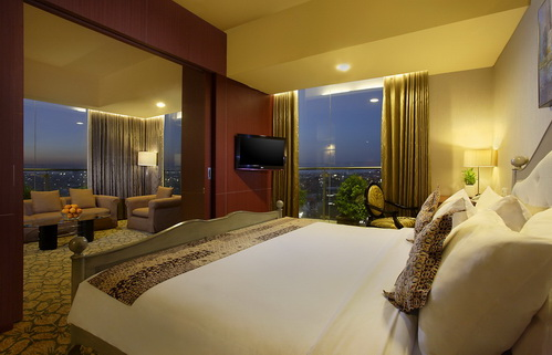 hotel santika jemusari surabaya