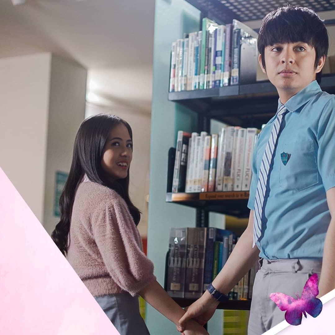Review Film Mariposa Kocak Dan Menggemaskan Duduk Paling Depan