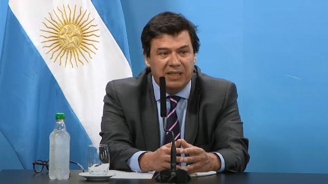 Moroni defendió el diálogo inclusivo y global para concretar un nuevo pacto social