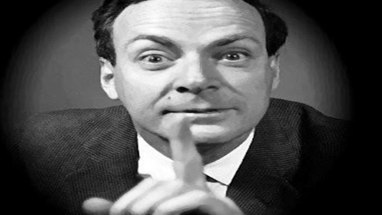 feynman secret to success