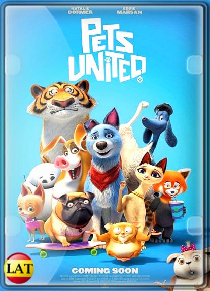 Mascotas Unidas (2020) DVDRIP LATINO