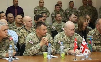 Habría una base militar turca en Azerbaiyán