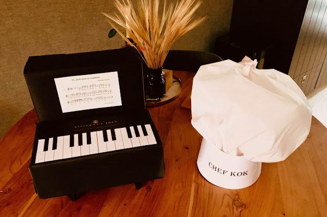 Surprise Piano & Koksmuts