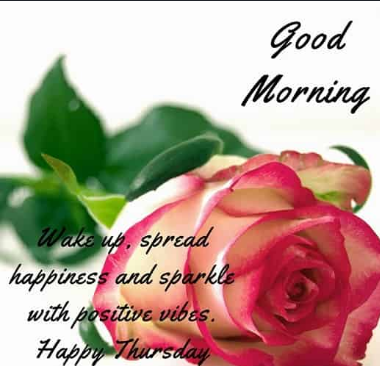 Happy good morning Thursday blessings images