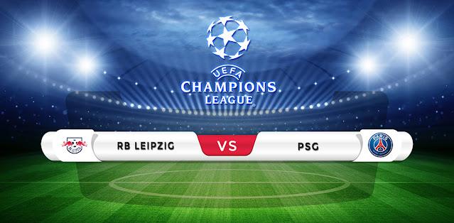 RB Leipzig vs PSG Prediction & Match Preview