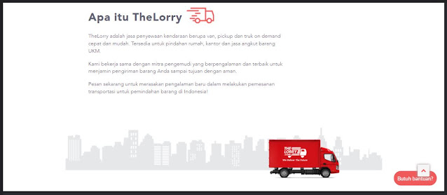 startup logistik thelorry