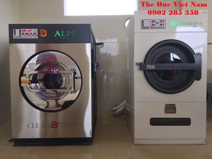 Đơn vị bán máy giặt công nhiệp uy tín tại Thái Bình