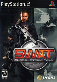 Cheat SWAT: Global Strike Team PS2
