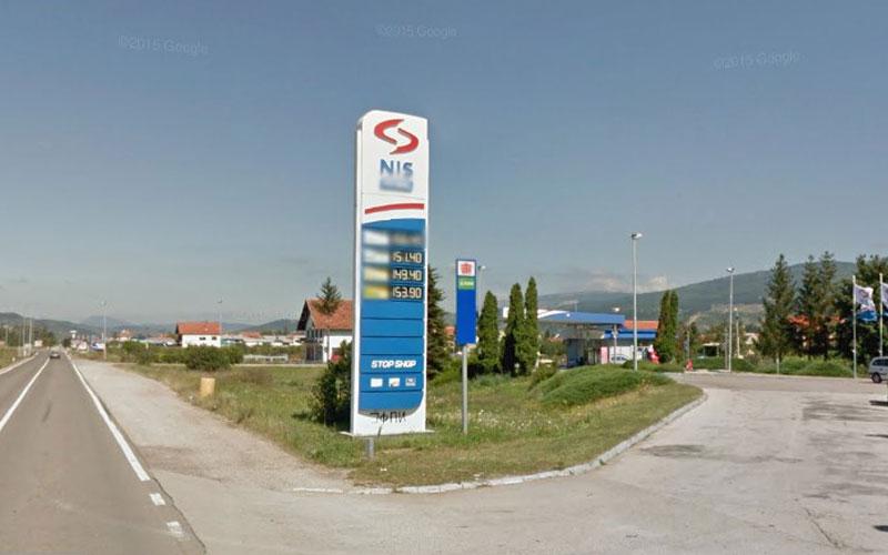 Niş Petrol Pirot (Belgrad Yönü)