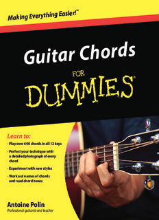Guitar Chords for Dummies Free Download