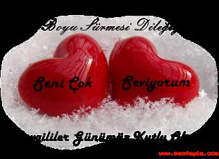 14 Şubat Mesajları -  Sevgililer günü için kısa sözler