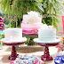Trio de Bolos: tendência nas festas que agrada os convidados!