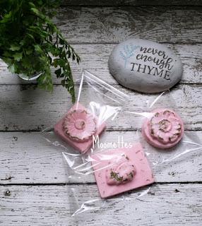 DIY Handmade Melt and Pour Soap Gardenia