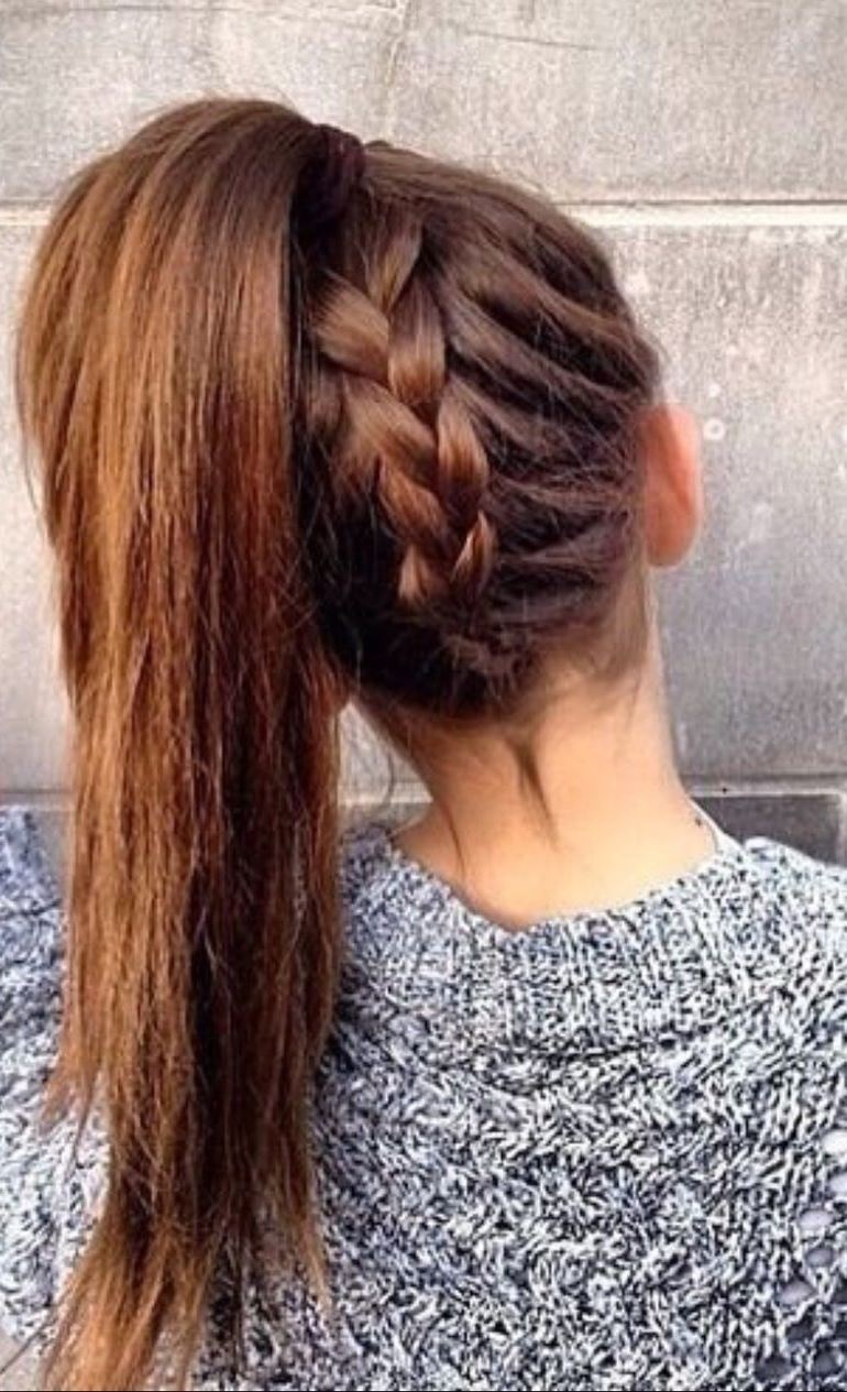 Super-Trendy Easy Hairstyle