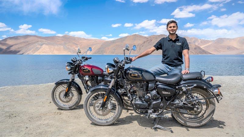 Vikas Jhabakh Managing Director Benelli India