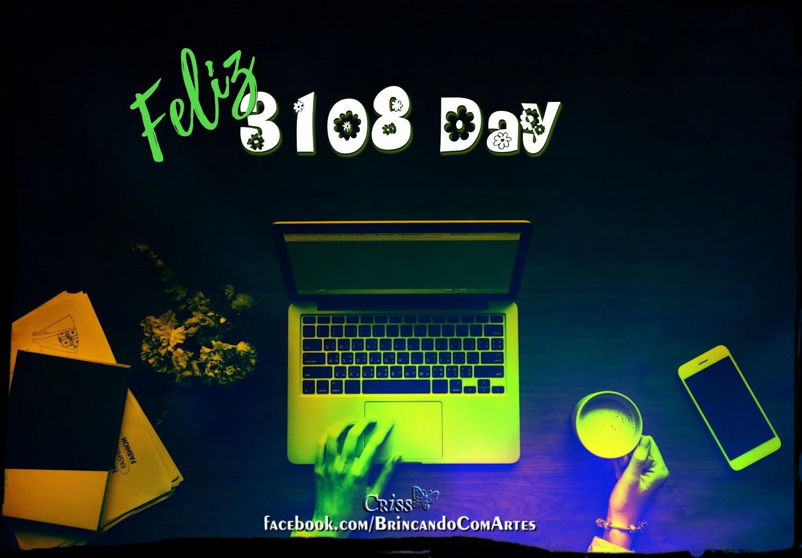 3108 - Dia do Blog