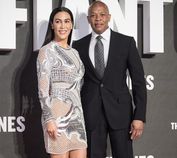 Dr. Dre's estranged wife Nicole Young wants court to examine cash flow of three women she says dated the rapper during their marriage