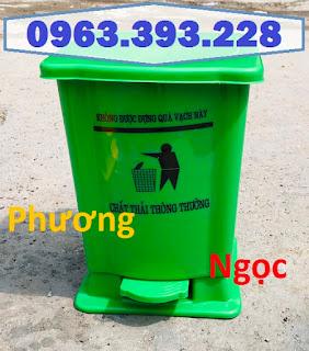 Thùng đựng rác y tế đạp chân, thùng rác nhựa đạp chân, thùng rác y tế, thùng rác 3565ad4021d8c7869ec9
