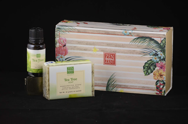 Tea Tree Body Care Set