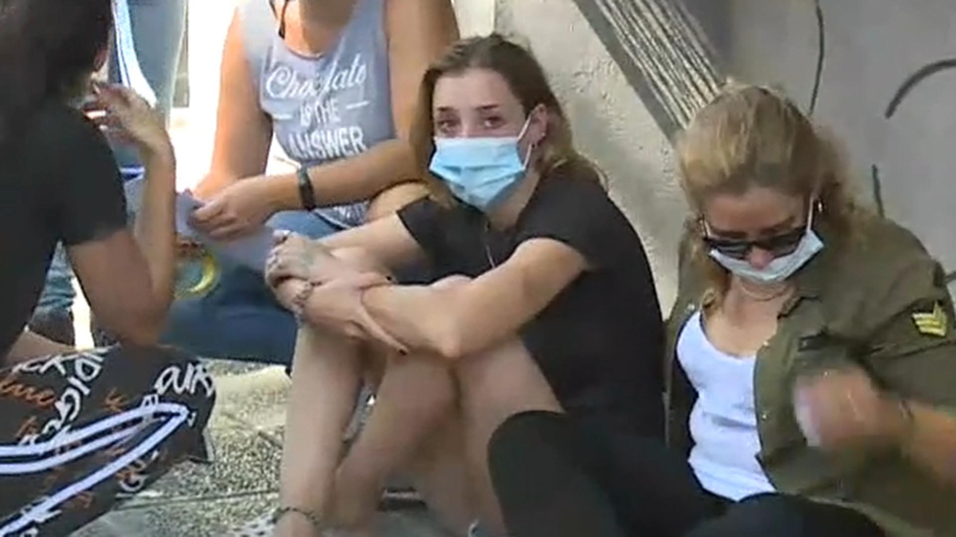 Apareció Yamila, la joven que había sido vista por última vez el lunes en Villa Crespo