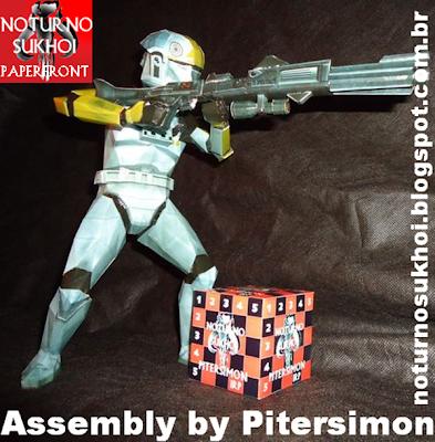 Clone Instrux | Origami Yoda | 400x393