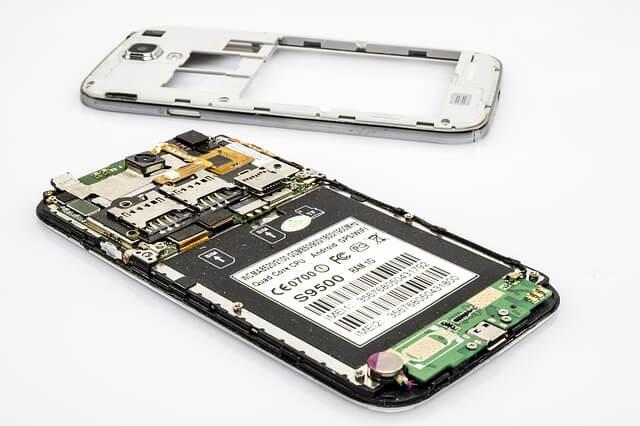 Memperbaiki HP Rusak SIM