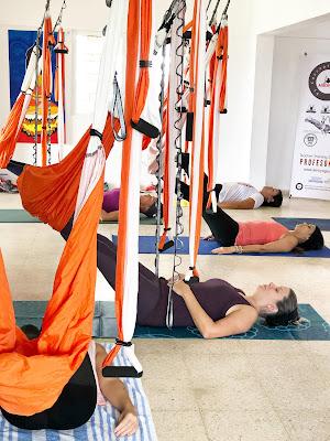 yoga, yoga nidra, aero yoga nidra, yoga aéreo nidra, aerial yoga nidra, yoga aéreo españa, yoga aéreo teacher training, relajación, relax, estrés, ansiedad, anti estrés, anti age