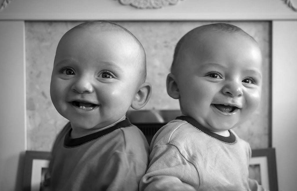 31.  Twins by Scott Baldock Photography