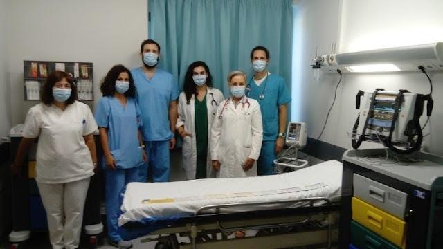 """Νοσοκομείο Άργους: Ενεργοποίηση Παιδιατρικού Τμήματος Επειγόντων Περιστατικών για την """"Αντιμετώπιση του Παιδικού τραύματος"""""""