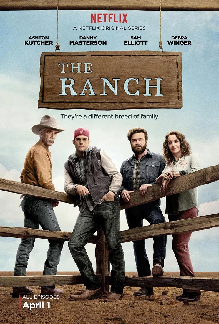 The Ranch Serie Completa Dual Latino/Ingles 720p