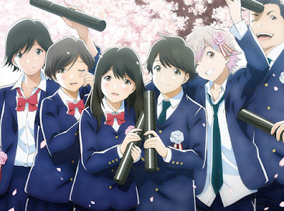 Best School Romance Anime-amandacoby.blogspot.com