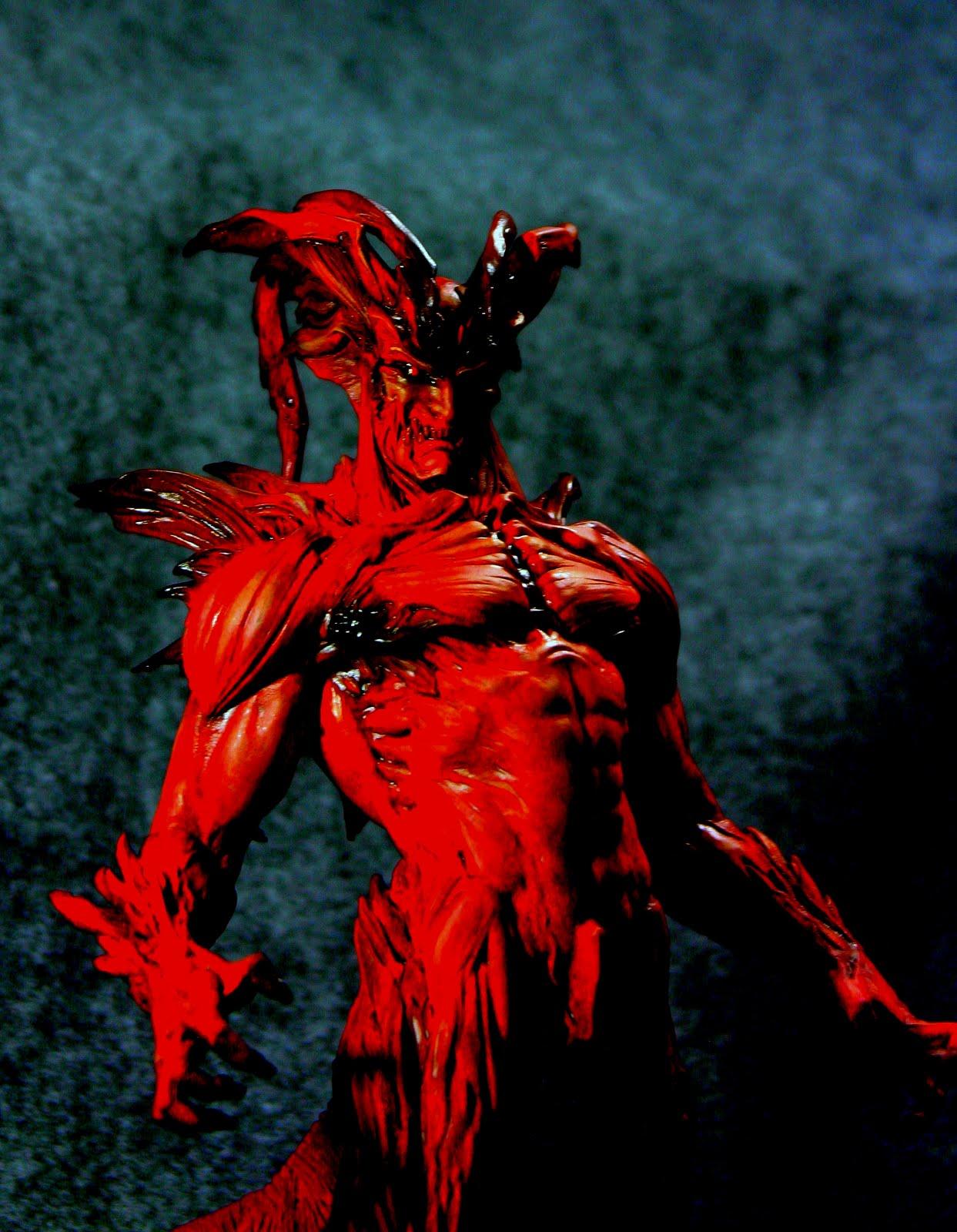THE SEPULCHER: The Devil, Man