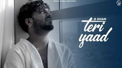 teri-yaad-lyrics-garry-sandhu