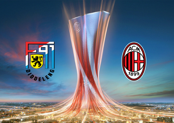 F91 Dudelange vs AC Milan Full Match & Highlights 20 September 2018