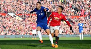 Prediksi Chelsea vs Manchester United - Sabtu 20 Oktober 2018