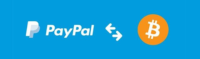 PayPal esta considerando ofrecer servicio de compra/venta de Criptomonedas