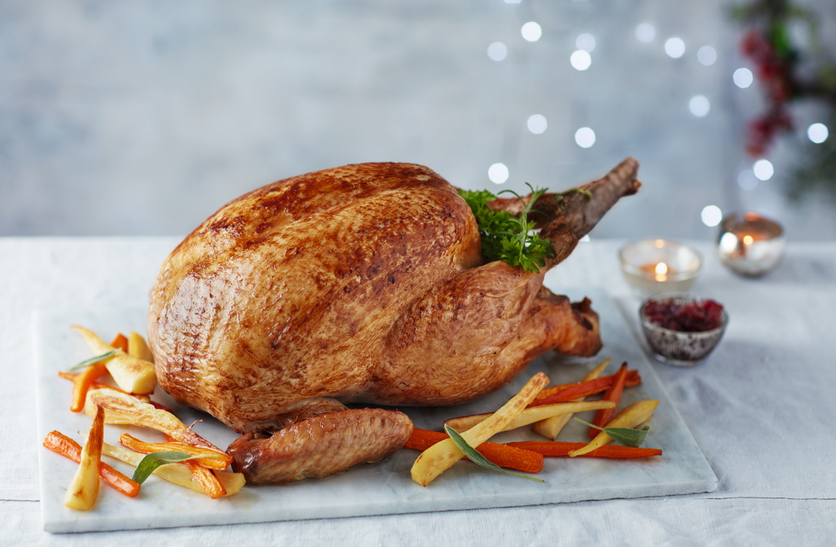 Tesco Christmas Turkey