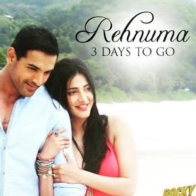 Rehnuma - Rocky Handsome (2016)