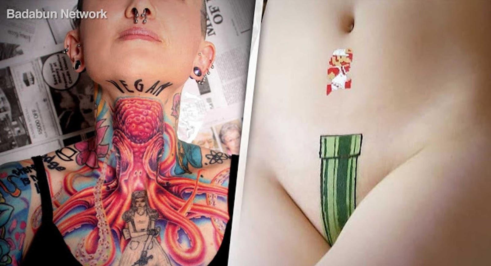 Banaz Los 10 Lugares Más Dolorosos Para Un Tatuaje El 5 Ha Matado