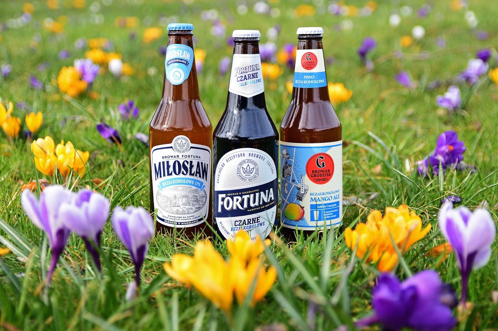 Bezalkoholowa wiosna - Miłosław, Fortuna, Grodzisk