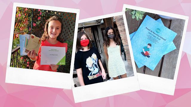 Premi de Narrativa Infantil de Sant Cugat 2020-2021