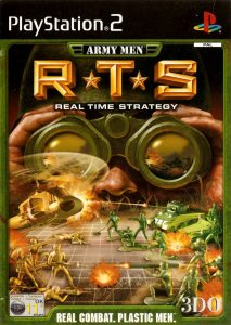 Download Army Men: RTS (2002) PS2