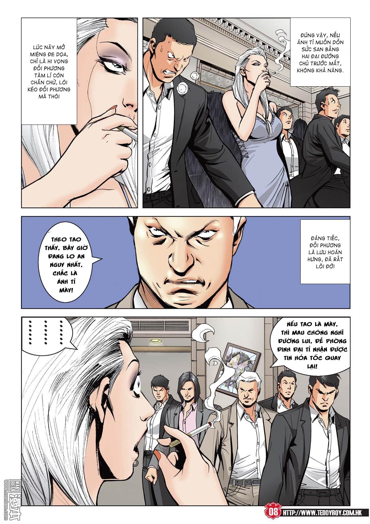 Người Trong Giang Hồ Chap 2077 - Next Chap 2078