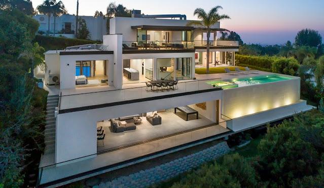 Villa Luxo, Beverly Hills