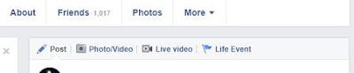Hide Friend List in Facebook
